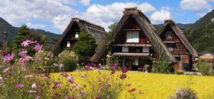Aldea tradicional de Shirakawa-gō