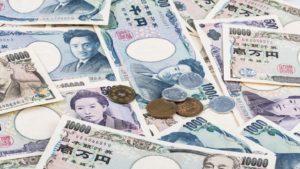 dinero en efectivo para viaje a japon