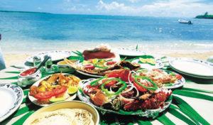 gastronomía en la riviera maya