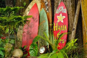 tablas de surf en hawaii