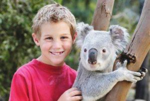 viajar con tus hijos a australia