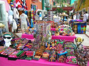 mercaditos en la riviera maya