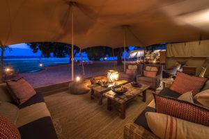 safari en Zimbabwe