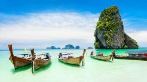 Tailandia para tu luna de miel