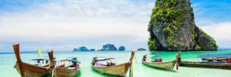 Luna de miel Tailandia