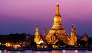 templos en tailandia