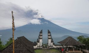 volcanes en bali